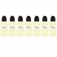 Salt Nic Nicotine Strengths