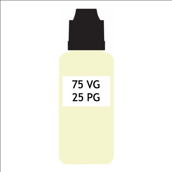 75VG/25PG