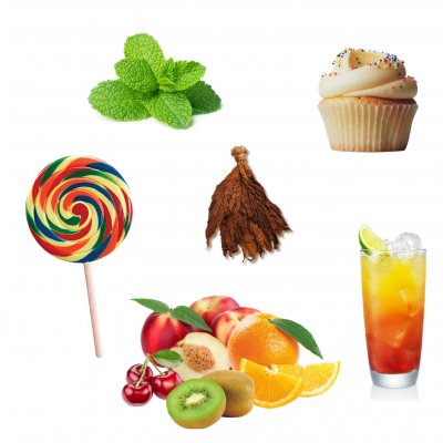 eJuice Flavor Profiles